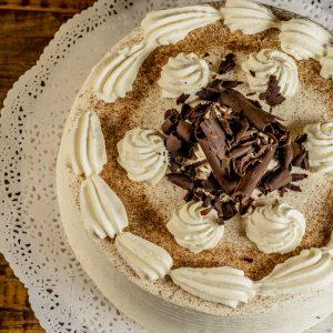 Torta 5 Leches