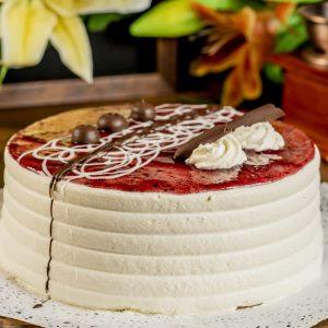 Torta Berrie Menta