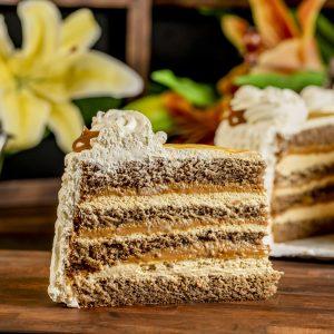 Torta Lucuma