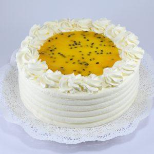 Torta Maracuyá
