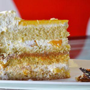 Torta Durazno