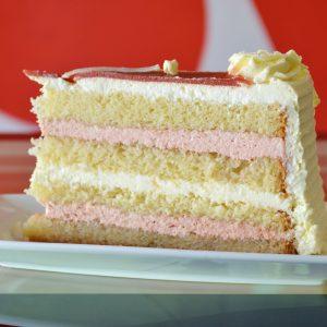 Torta Guayaba