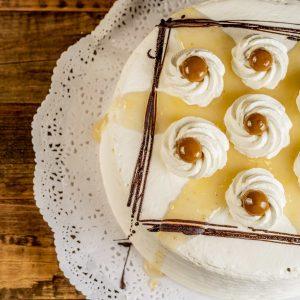 Torta Banana Sweet